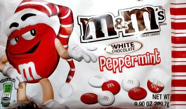 WHITE PEPPERMINT MMS