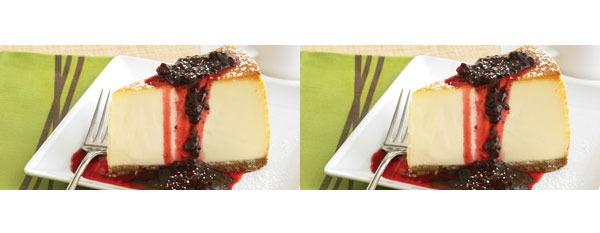 Ruby Tuesday New York Cheesecake