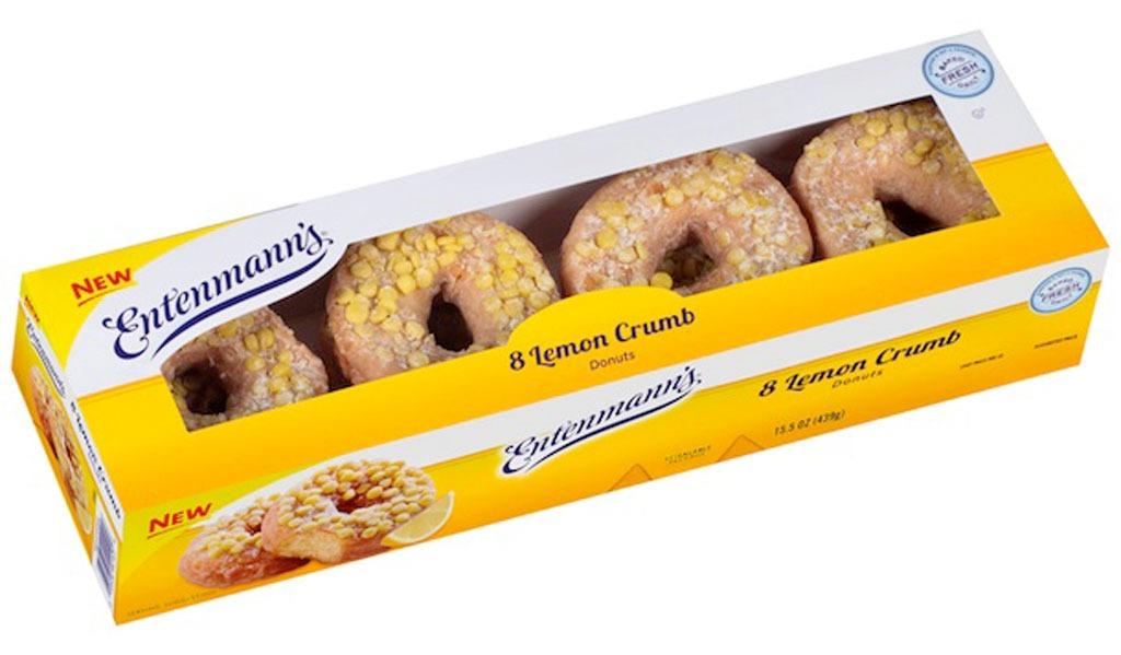 entenmanns donuts lemoncrumb