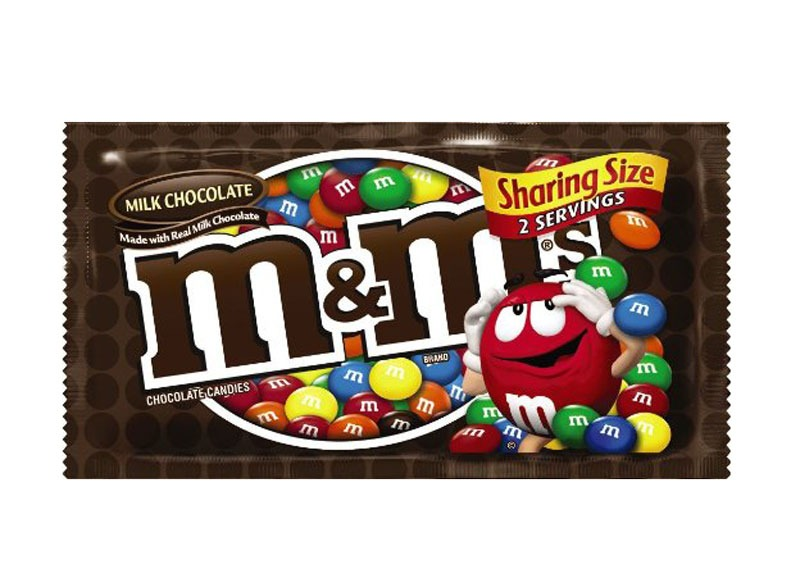 Sneaky serving sizes candy