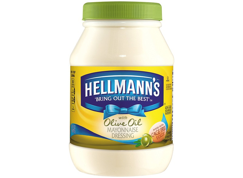 Hellmanns Mayonnaise With Olive Oil
