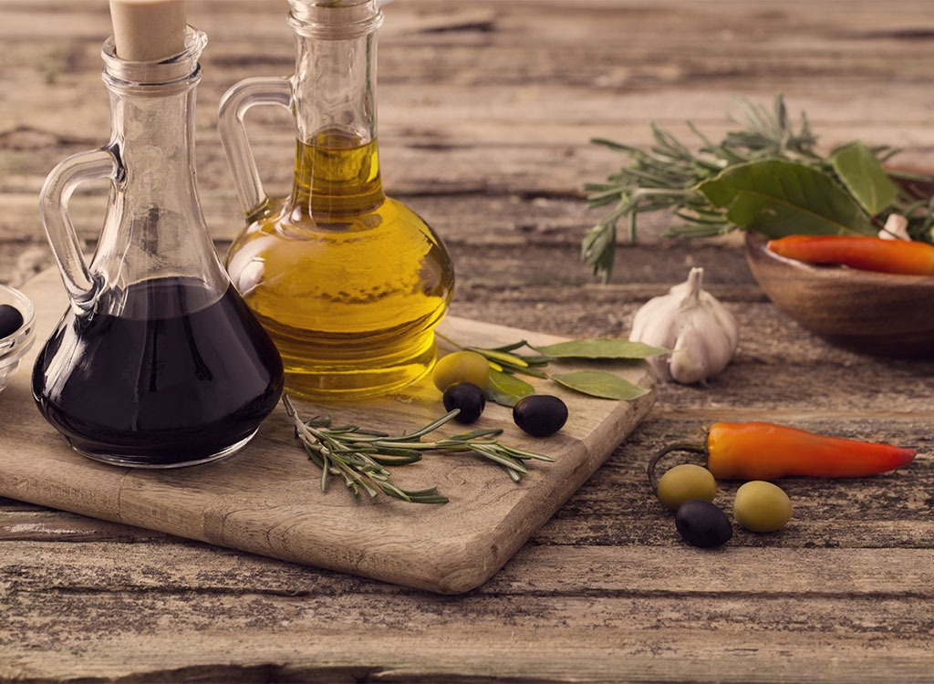 Balsamic and Oil