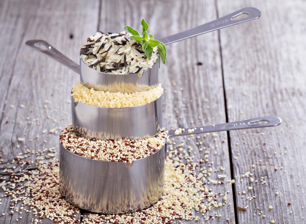 Anti inflammatory foods whole grains