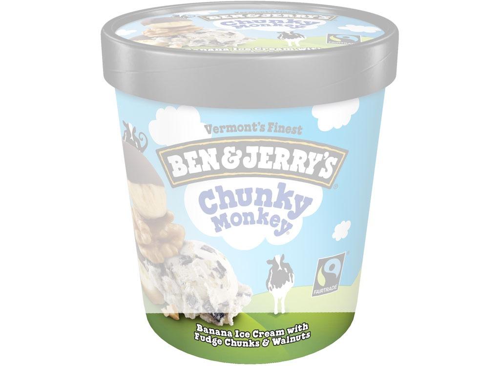 Ben & Jerry's Chunky Monkey Pint