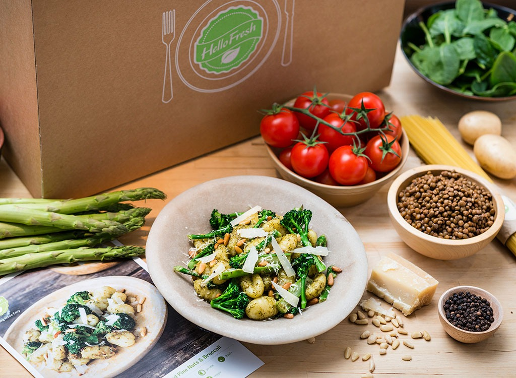 meal delivery service hello fresh