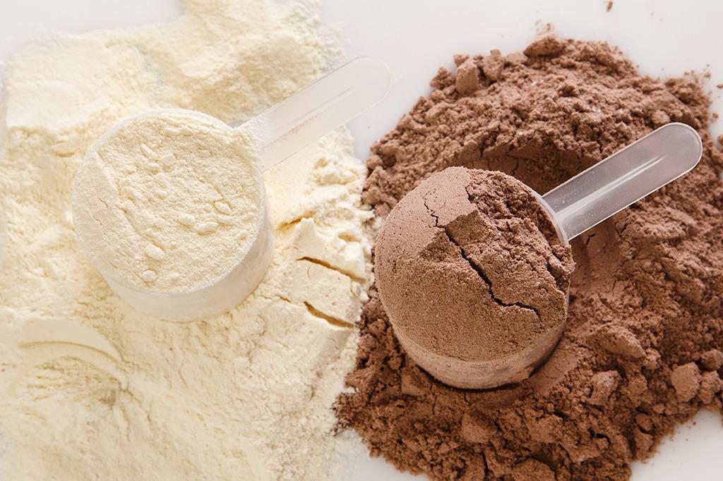 Bikini body protein powder