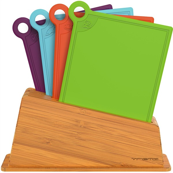 vremi colorful kitchen cutting boards