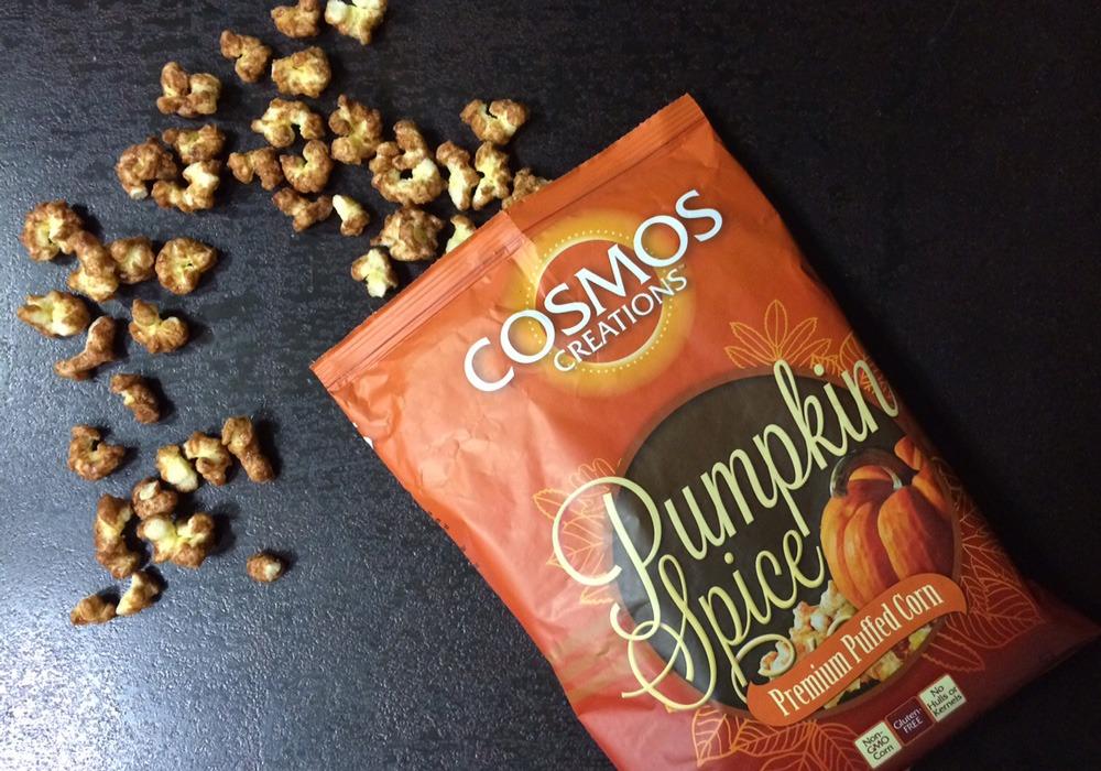 pumpkin spice cosmo creations