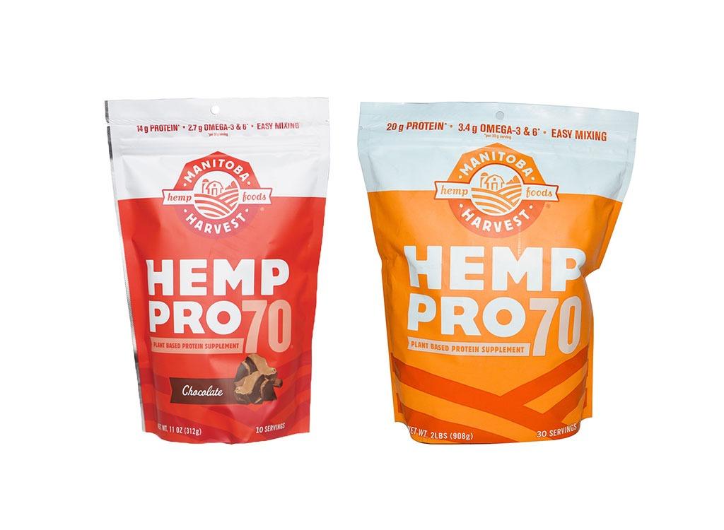 manitoba harvest vegan protein powder