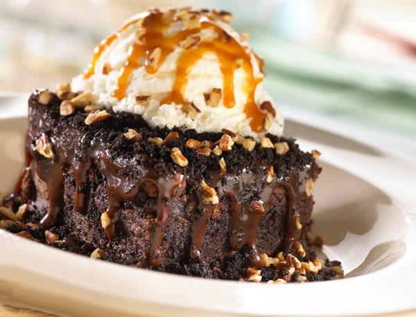 TGI Fridays Brownie Obsession