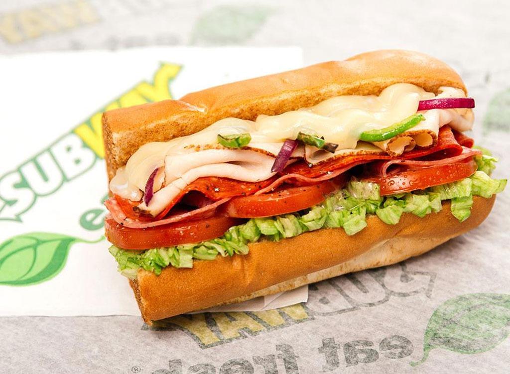 Subway sub