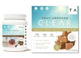 tracy anderson clear protein powder