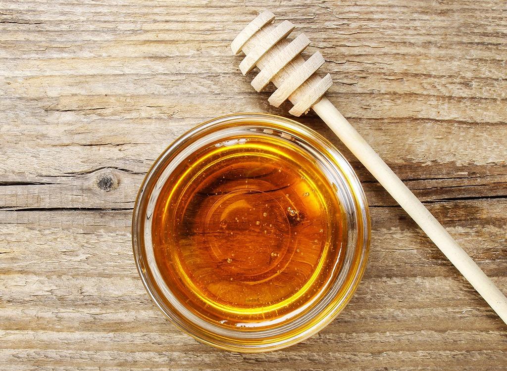 best hangover cure foods - honey