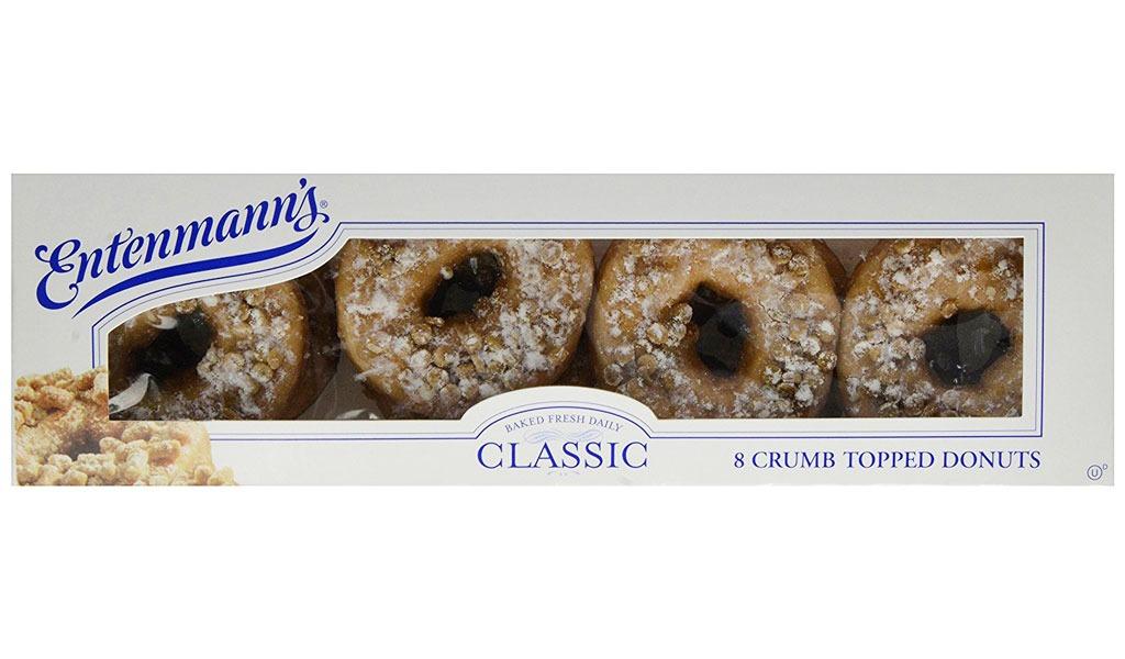 entenmanns donuts classiccrumb