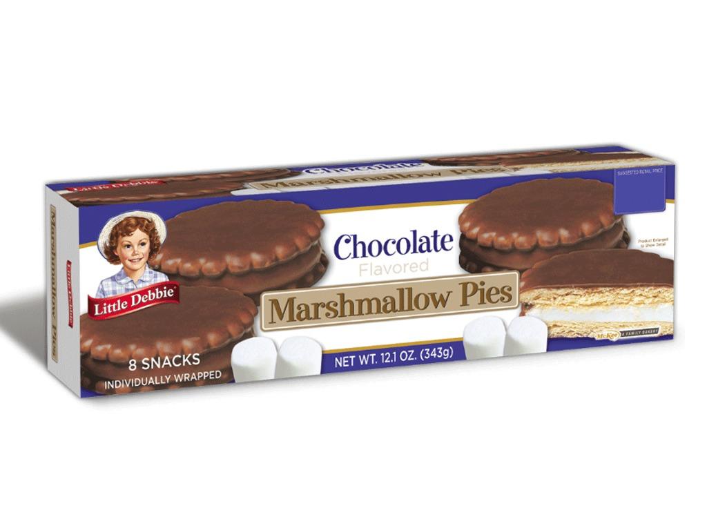 chocolate marshmallow pies