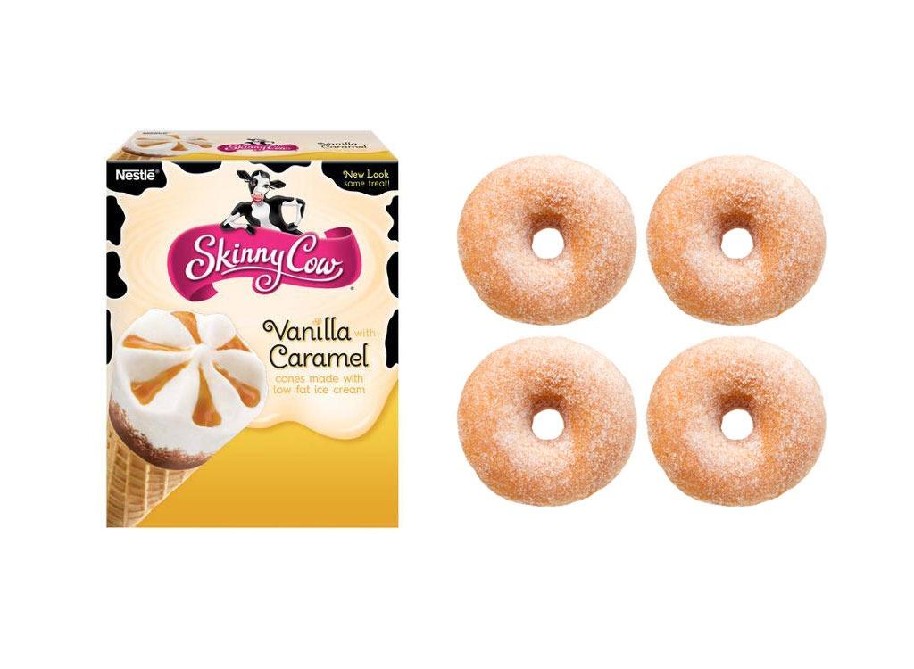 Foods worse than donut ice cream
