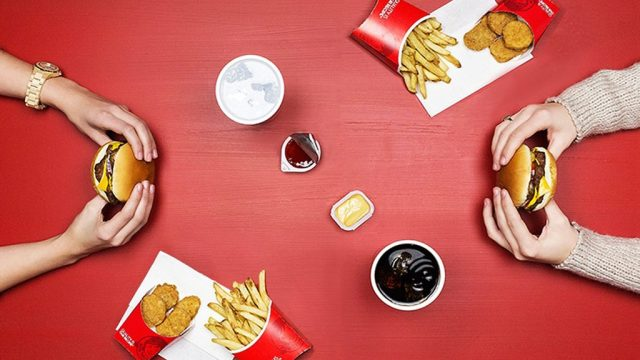 Wendy's table