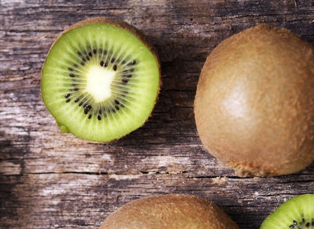 Sugary fruits ranked kiwi