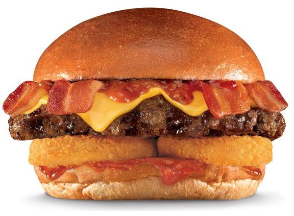 Fast food burgers ranked Western Bacon Cheeseburger