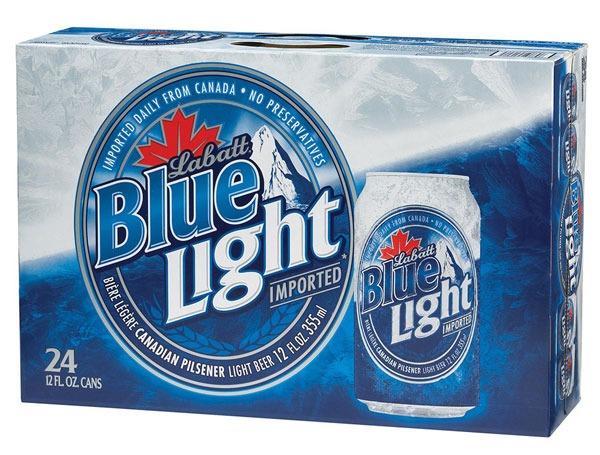 ETNT Super Bowl Labatt Blue Light