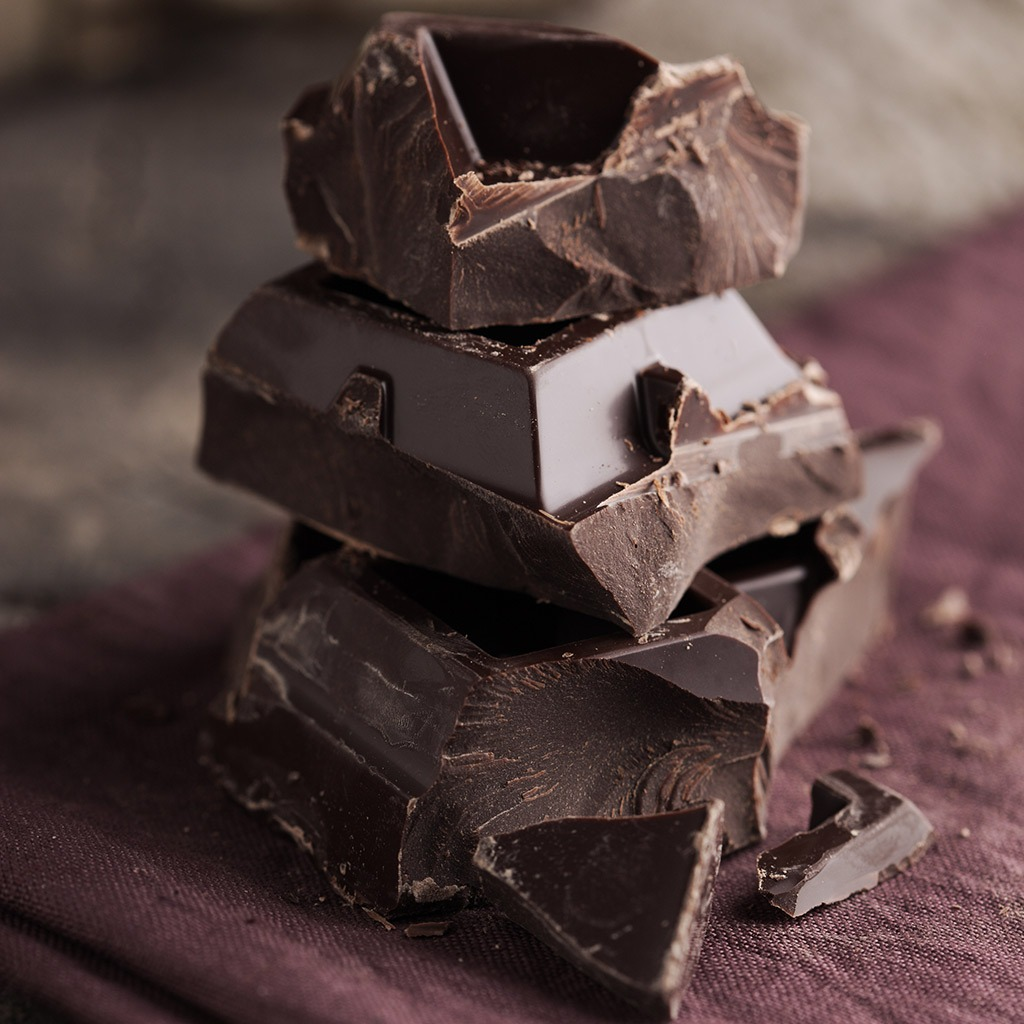 best foods for orgasm and libido - dark chocolate
