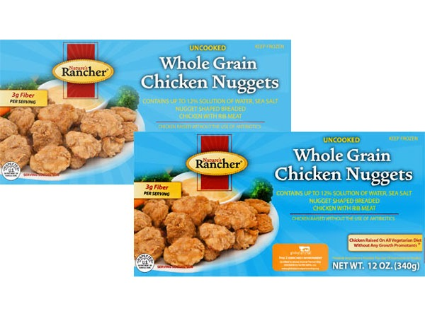 Natures Rancher Chicken Nuggets