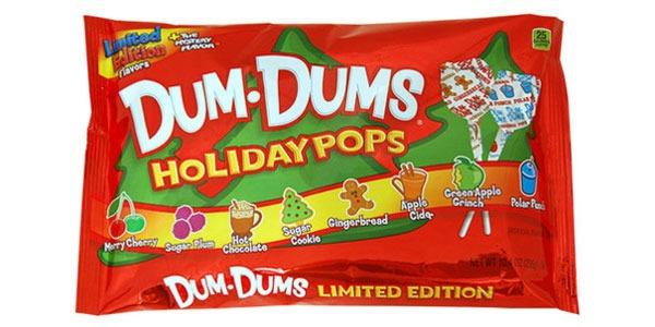 DUM DUMS HOLIDAY POPS