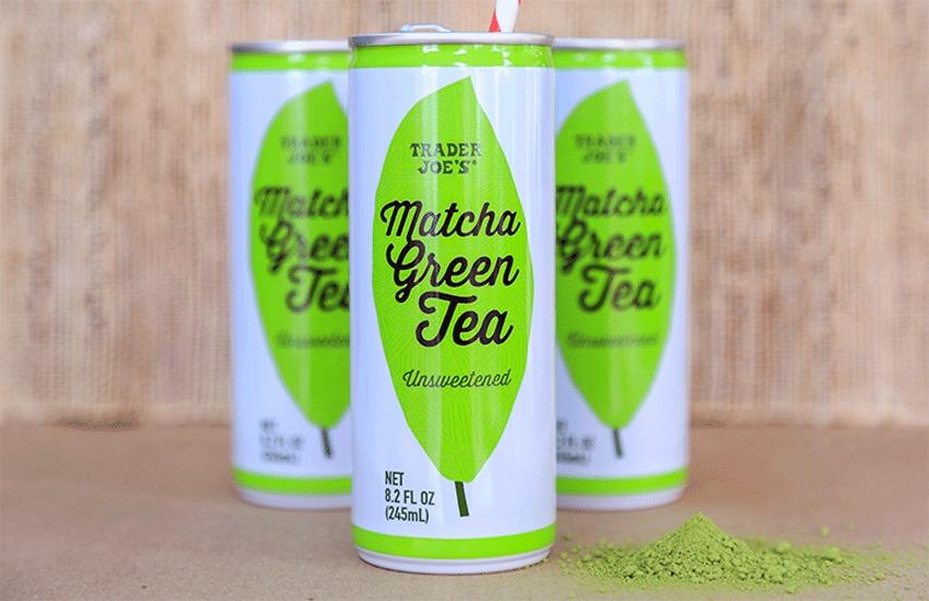 trader joes matcha green tea