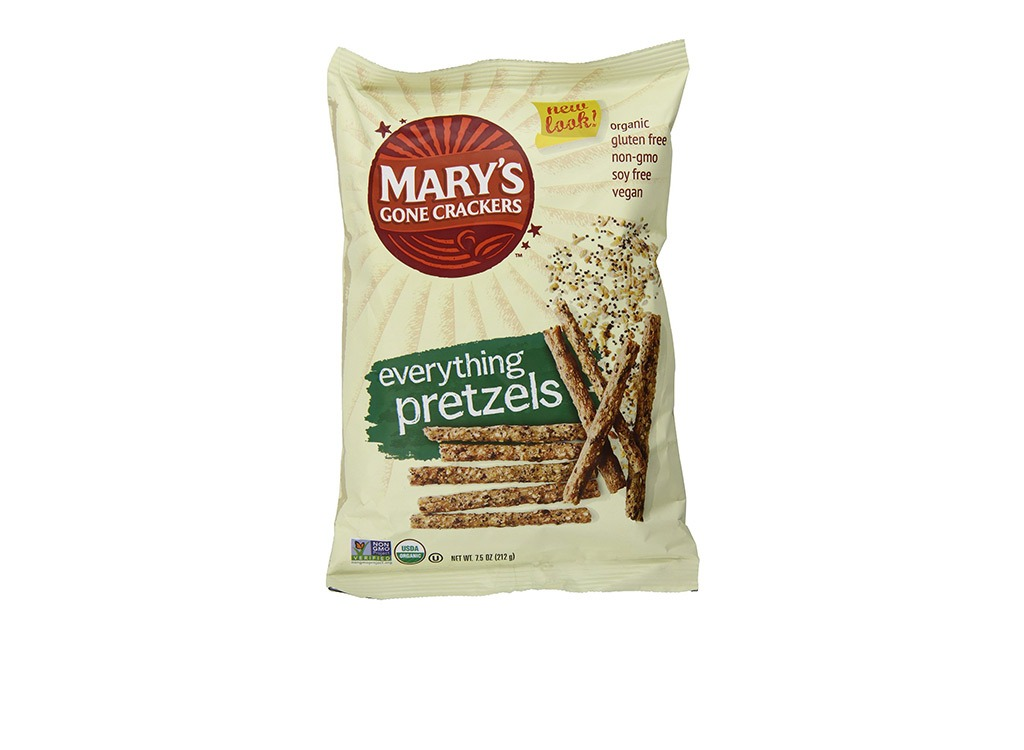 mary's gone crackers everything pretzels