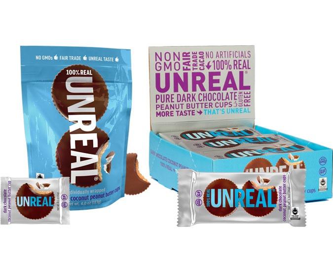 ETNT Low Sugar UNREAL pb cup