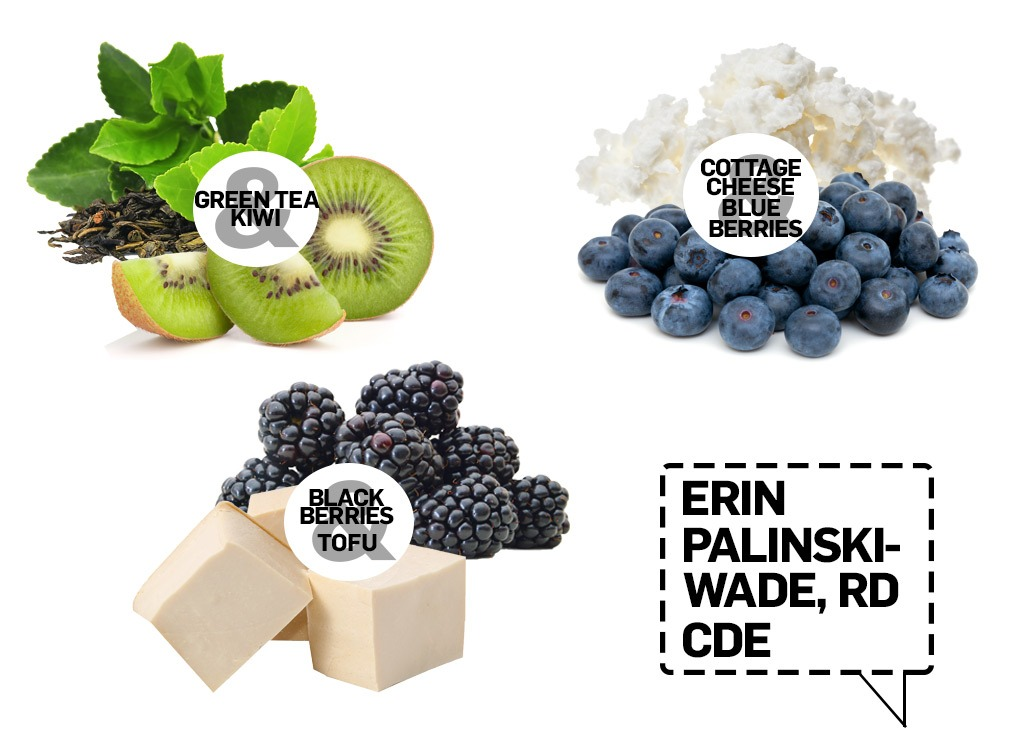 smoothie pairings from erin