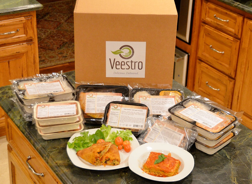 meal delivery service veestro