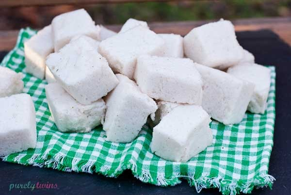 05. Sugar Free Vanilla Marshmallows
