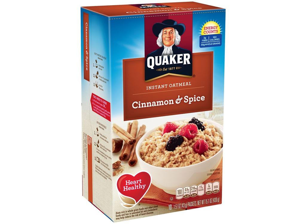 quaker cinnamonspice