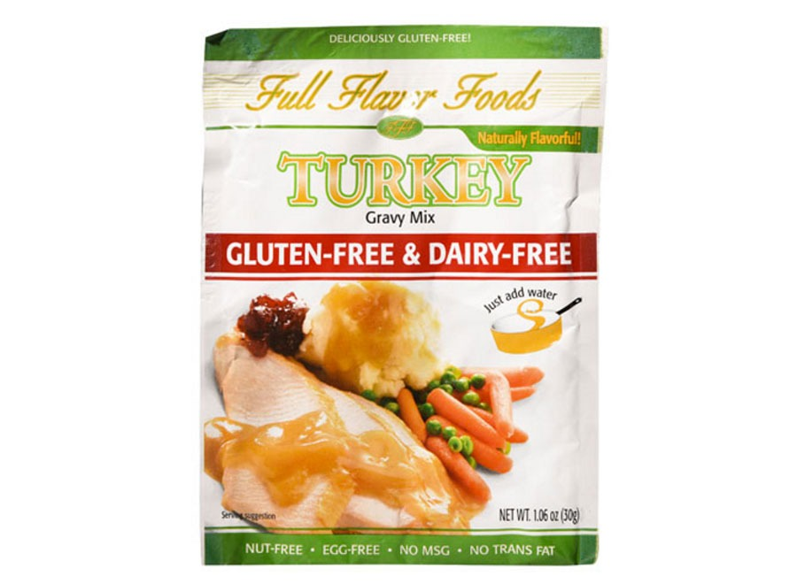 Full Flavor Foods Gravy Mix Turkey