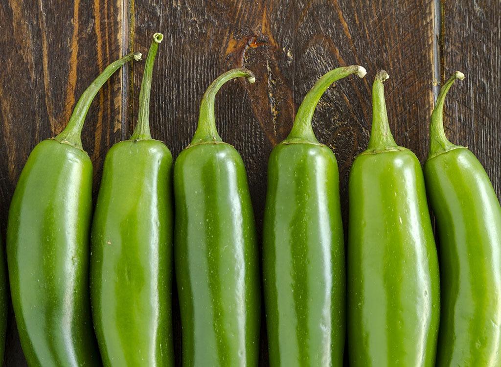 virility serrano chilis