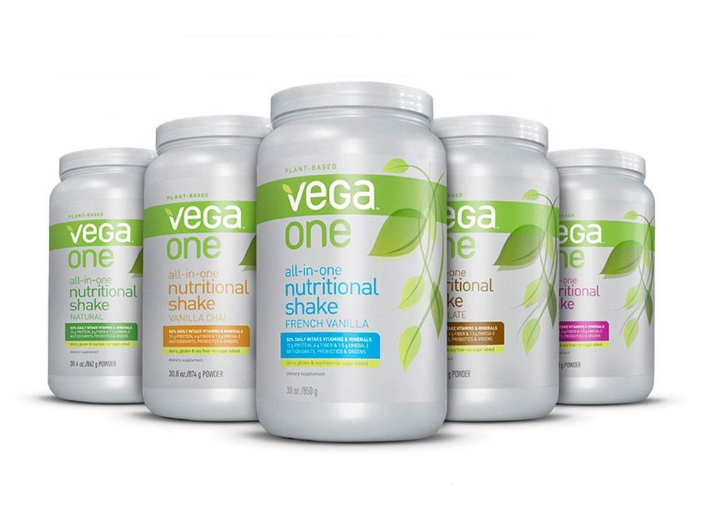 vega one vegan protein powder