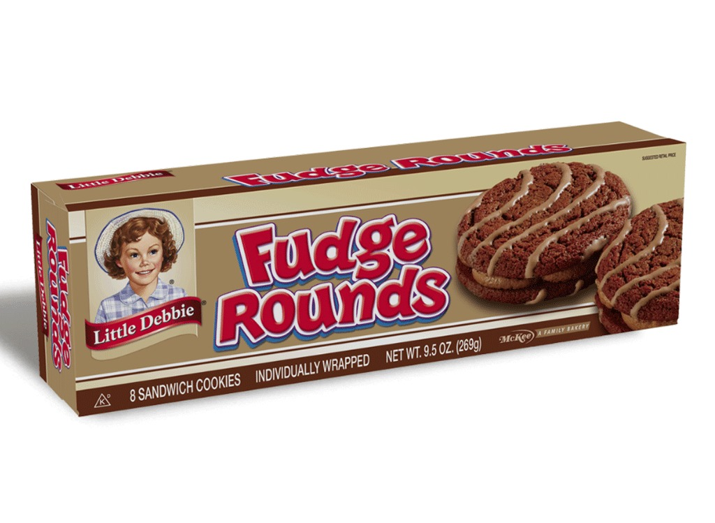 fudge rounds