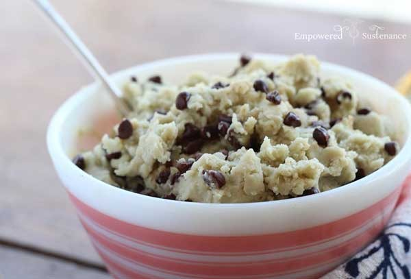 17. Paleo Protein Cookie Dough