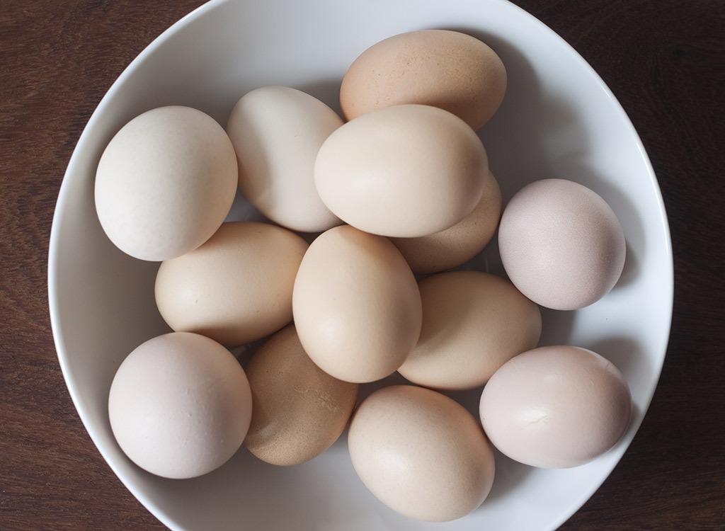 anti-depression foods - eggs