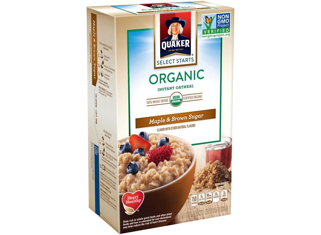 quaker organic maplebrownsugar