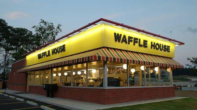 EDIT waffle house exterior restaurant Facebook